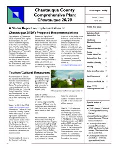 2013 Status Newsletter_cover