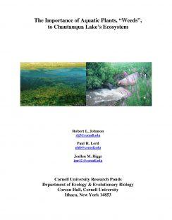 2005_Johnson_SAV_Ecology_cover